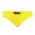 Costume slip giallo uomo